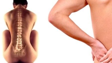 Болит спина в области поясницы причины