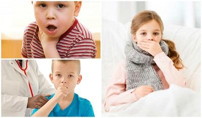 Как лечить коклюш у детей в домашних условиях