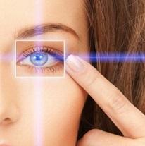 Восстановление зрения по методу Жданова - Здоровое око