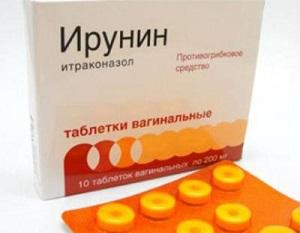 Ректальные свечи противогрибковые для мужчин