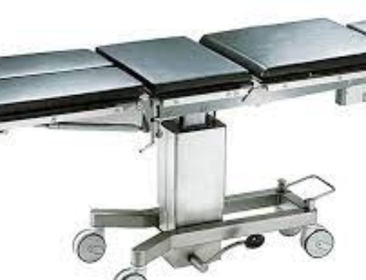 Виды операционных столов